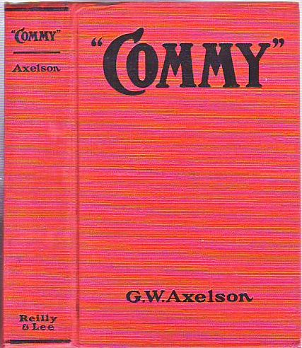 Commy. G. W. AXELSON.