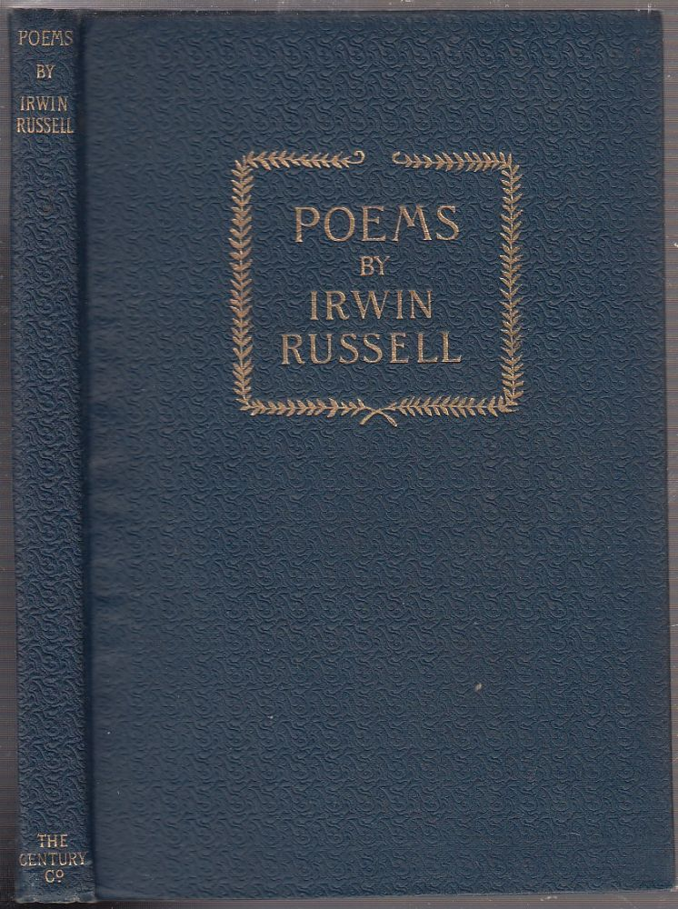Poems. Irwin Russell.