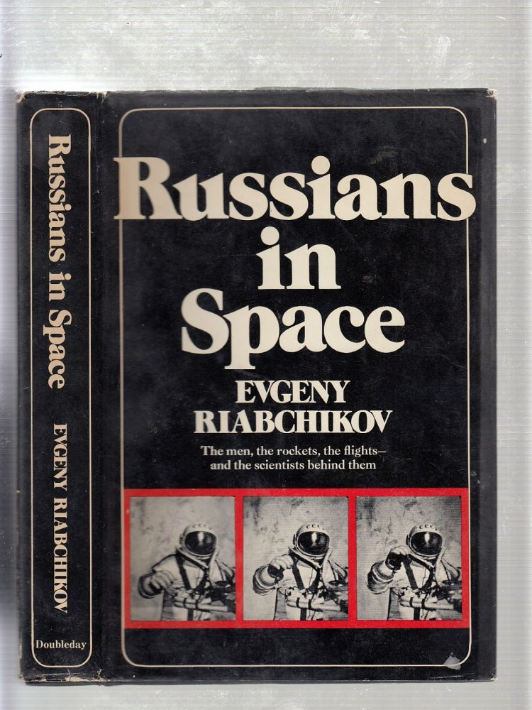 Russians in Space. Evgeny Riabchikov.