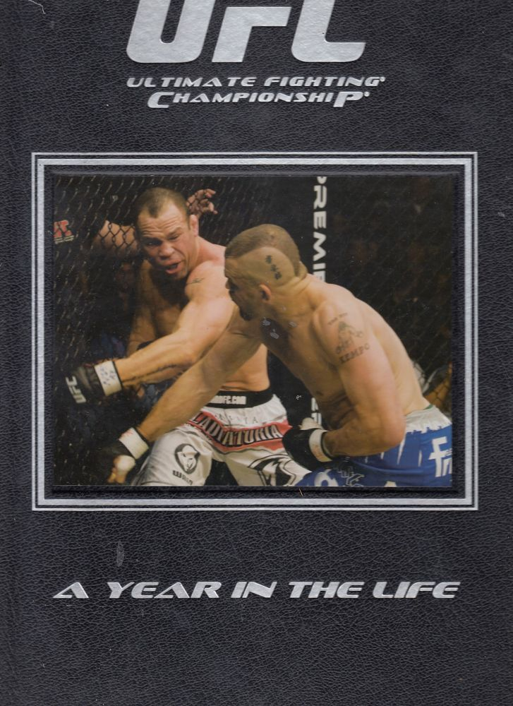 UFC: A Year In The Life (Limited Edition). Joshua Hedges, Thomas Gerbasi.
