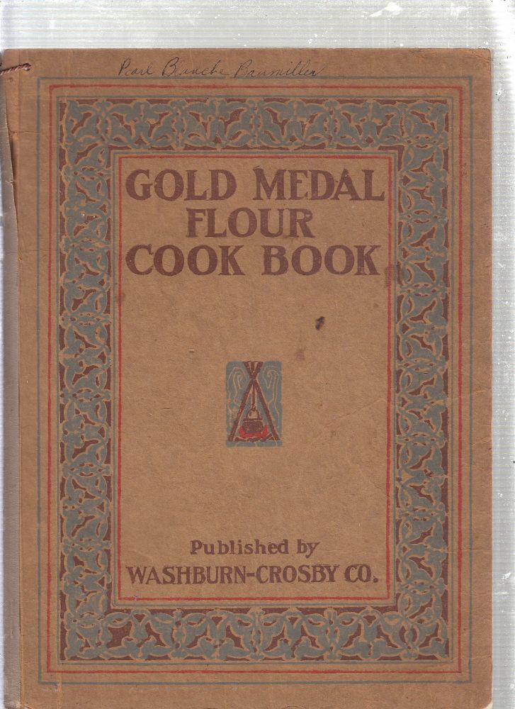 Washburn-Crosby's Gold Medal Cook Book