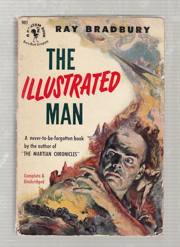 The Illustrated Man (first paperback edition). Ray Bradbury.