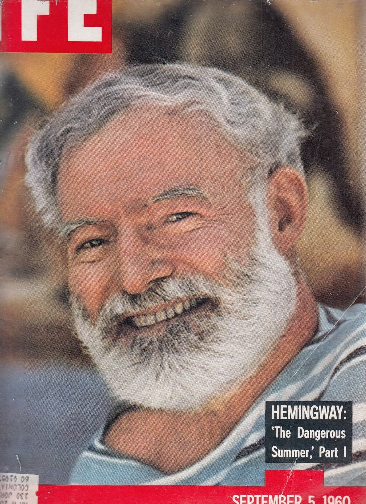 The Dangerous summer, part 1 in) Life Magazine, issue of September 5, 1960. Ernest Hemingway contributes.