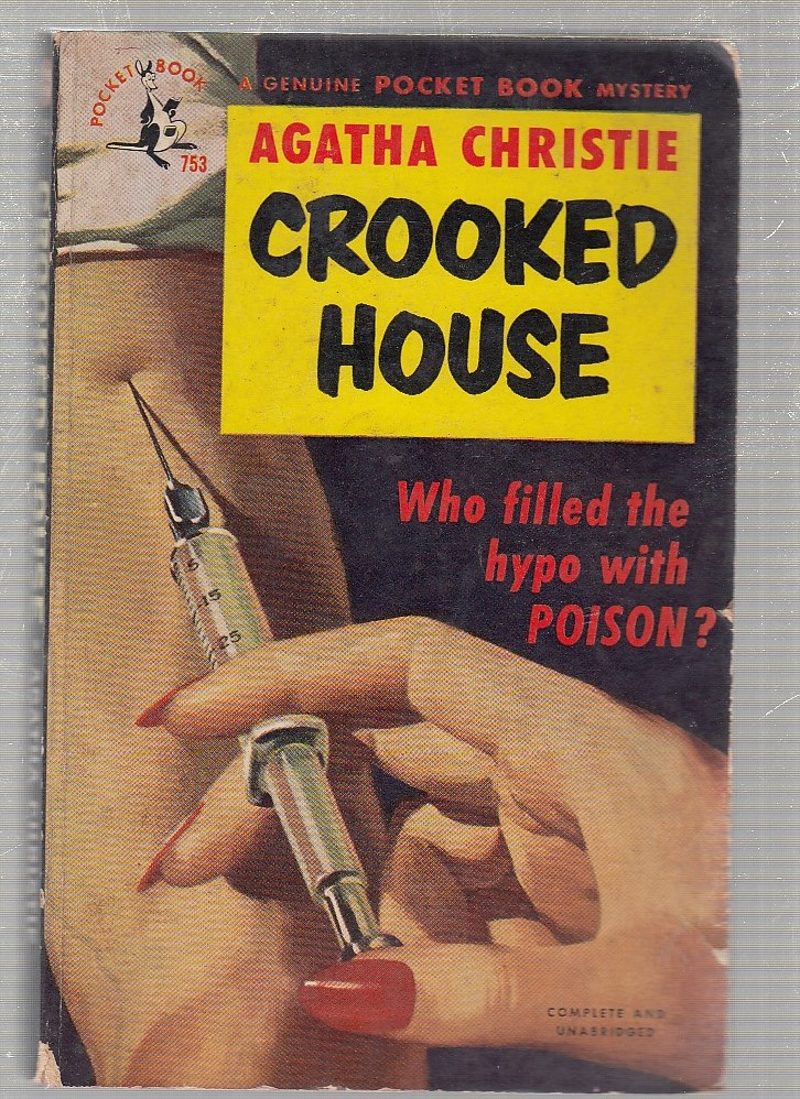 Crooked House. Agatha Christie.