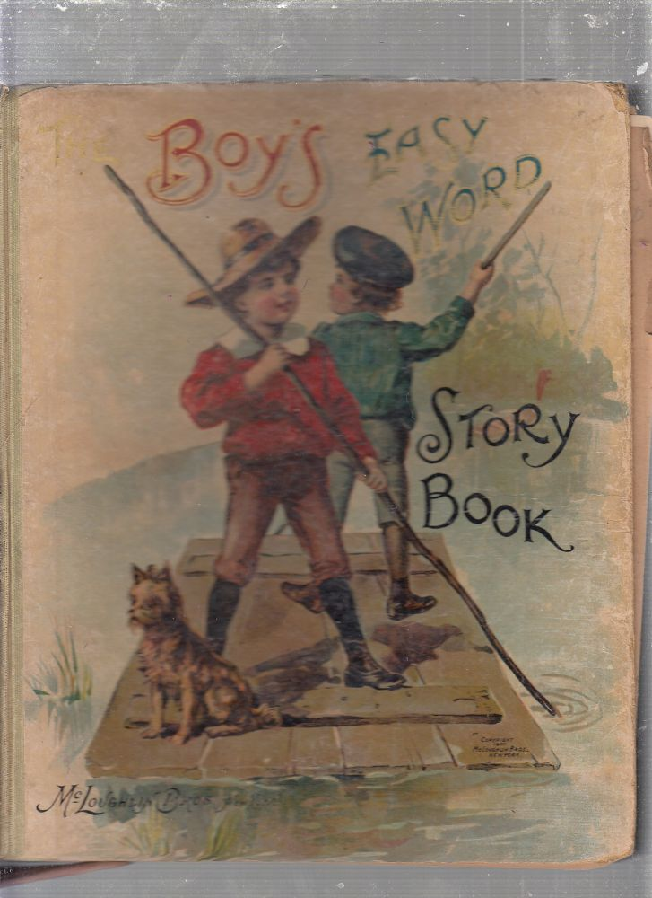 """The Easy To Read Story Book (cover title: """"The Boy's Easy Word Story Book"""")"""