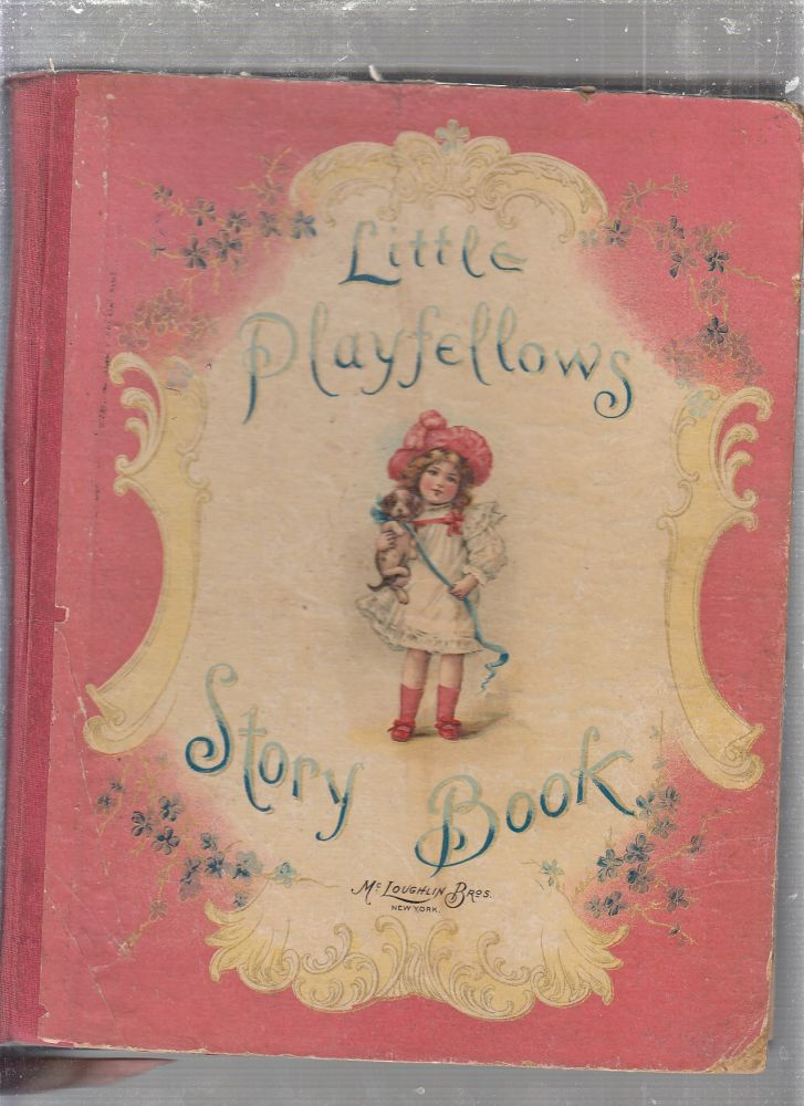 Little Playfellows Story Book