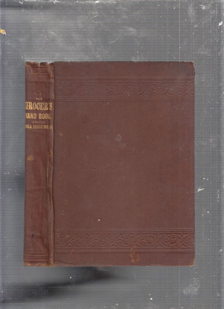 The Grocer's Hand-book and directory for 1886. Artemus Ward.