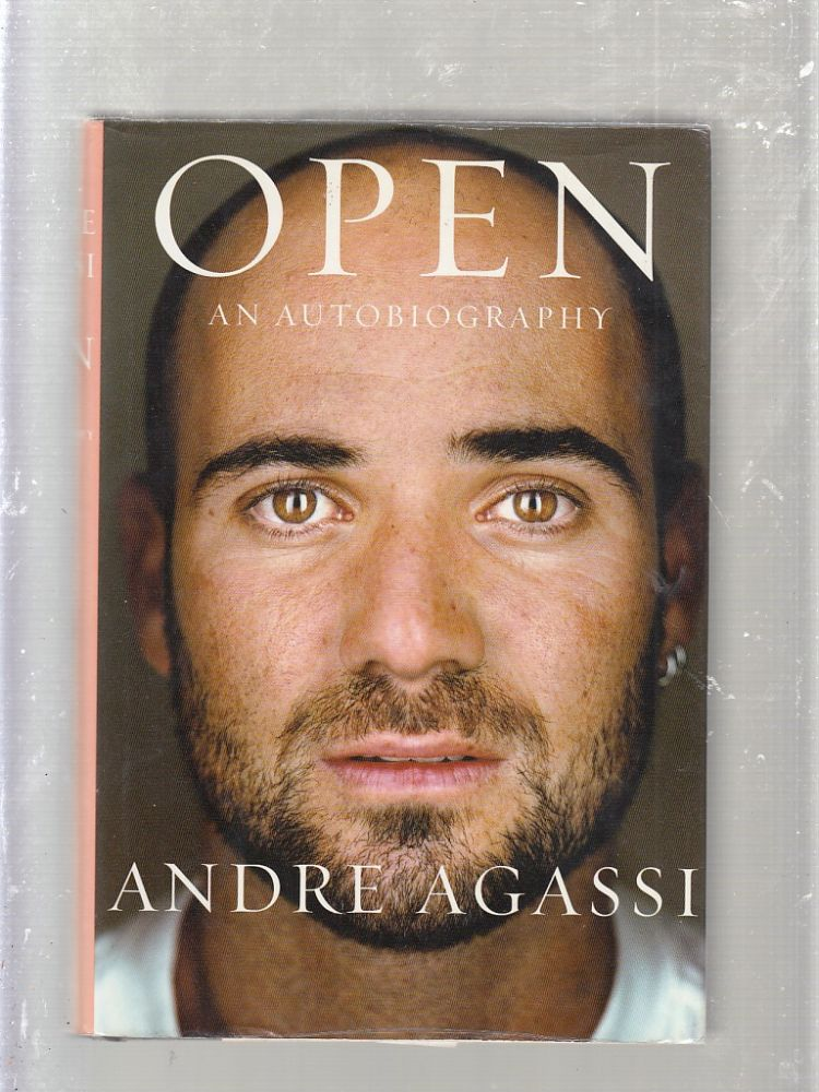 Open: An Autobiography. Andre Agassi.