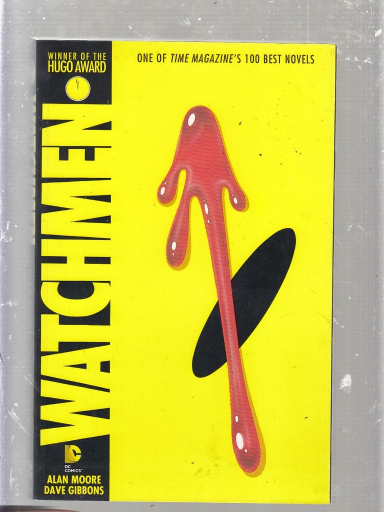 Watchmen. Alan Moore, Dave Gibbons.