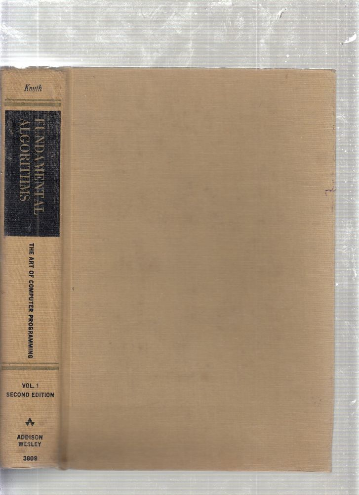 The Art of Computer Programming (three volumes, second edition) , Vol. 1: Fundamental Algorithms, Vol II Seminumerical Algorithms; Vol. III Sorting and Searching. Donald E. Knuth.