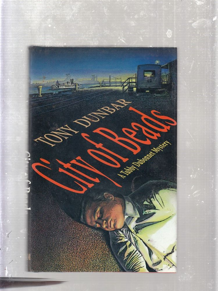 City of Beads (inscribed by the author). Tony Dunbar.