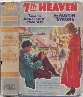 Seventh Heaven (Movie edition; based on the Stageplay by John Golden)). AUSTIN STRONG