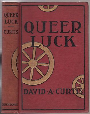 Queer Luck: Poker Stories from the New York Sun. David A. Curtis