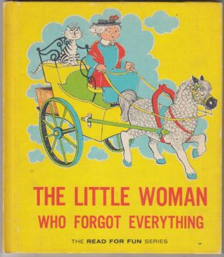 The Little Woma Who Forgot Everything. Janet Beattie, Rita Rapp