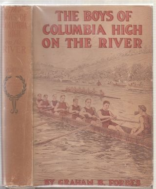 The Boys of Columbia High On The River or, The Boat Race Plot That Failed (in original dust...