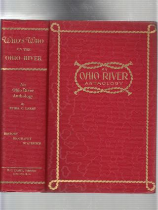 Who's Who on the Ohio River and Its Tributaries. Ethel C. Leahy