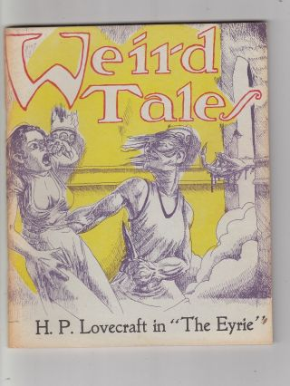 "H.P. Lovecraft in ""The Eyrie"" H P. Lovecraft, S T. Joshi, Marc A. Michaud"