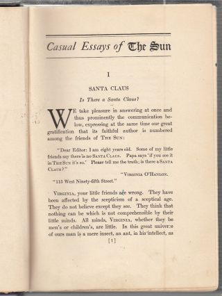 Casual Essays of The Sun: Editorial Articles On Many Subjects, Clothed With The Philosophy Of The...