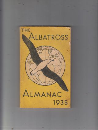 The Albatross Amanac for 1935