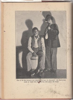 All About Amos 'n Andy and Their Creators (first edition in rare dust jacket)