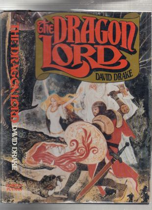 The Dragon Lord. David Drake