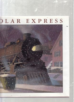The Polar Express (signed by the author). Chris. Van Allsburg