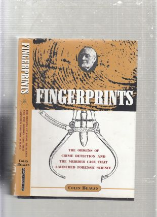 Fingerprints. Colin Beavan
