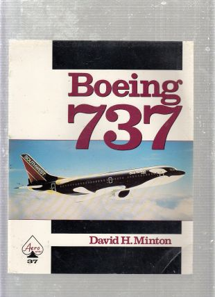 Boeing 737 - Aero Series 37. David H. Minton