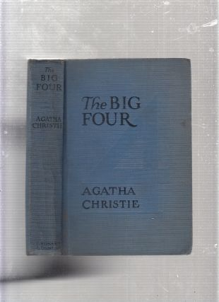 The Big Four. Agatha Christie