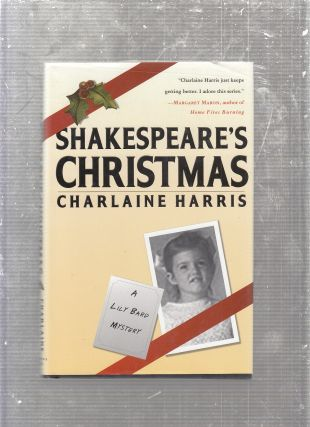 Shakespeare's Christmas (Lily Bard Mysteries, Book 3). Charlaine Harris