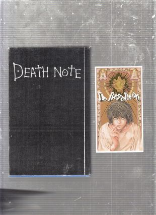 Death Note - character set set 13 (Traditional Chinese Edition) with L Lawliet card present