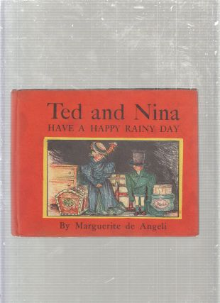 Ted and Nina Have a Happy Rainy Day (signed by the author and in original dust jacket)