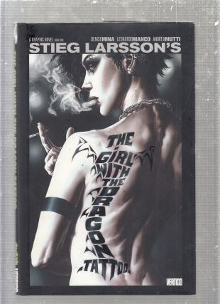 Stieg Larsson's The Girl with the Dragon Tattoo Book 1 (Graphic novel version). Leonard Manco...