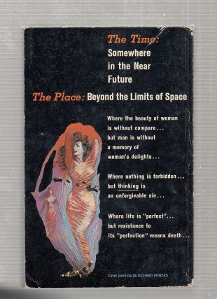 The Sirens of Titan (true first edition, in paperback)