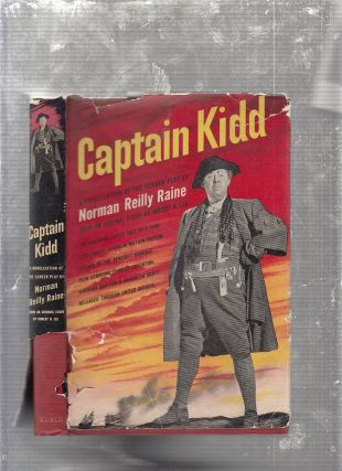 Captain Kidd (novelization of the movie). Norman Reilly Raine, Robert N. Lee
