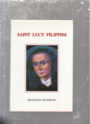 Saint Lucy Filippini. Francesco Di Simone