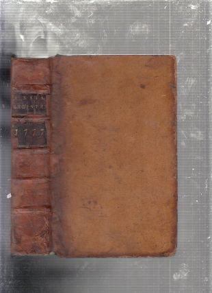 The Annual Register, or a View of the History, Politics, and Literature, For the Year 1777