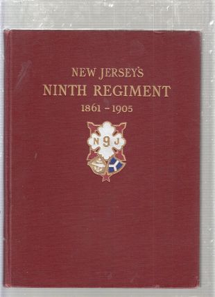 REPORT OF STATE COMMISSION FOR ERECTION OF MONUMENT TO NINTH NEW JERSEY VOLUNTEERS AT NEW BERNE,...