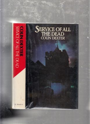 Service of All the Dead. Colin Dexter