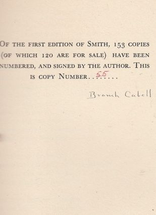 Smith: A Sylvan Interlude (signed, numbered linited edition)